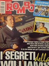 Auto & Sport ROMBO 3 1997 I segreti della Williams - Ecco Arrows F1 Damon HILL