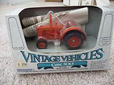 1985 Case 500 Diesel Tractor Vintage Vehicles F-1 #2510