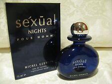 Michel Germain 'Nights' Pour Homme Men's Eau De Toilette Spray. 2.5 fl oz.