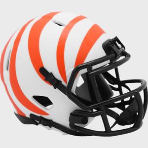 Cincinnati Bengals Lunar Eclipse Alternate Riddell Speed Mini Helmet New in box