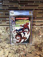 Amazing Spider-Man #361 CGC 9.6 CARNAGE Newsstand Cletus Kasady Venom NM+