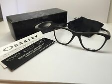 NIB Oakley Grounded Satin Flint Frames OX8070-0753 Eyeglasses 53/17/138 W/Case