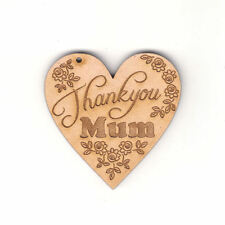 THANKYOU MUM!    Mother's Day, Birthday, Any Day Gift Tag!   