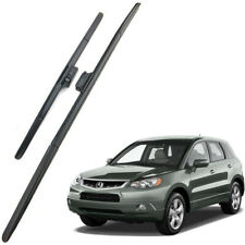 Genuine OEM Front Windshield Wiper Blades For 2007-2012 Acura RDX Full Series