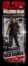 The Walking Dead Rick Grimes (Woodbury) - ACTION personaggio-McFarlane-Series 7