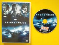 DVD Film Ita Fantascienza PROMETHEUS charlize theron ex nolo no vhs cd lp mc(T3)