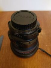Canon TS-E 17-17mm f/4 L Lens - used