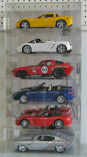 Acrylic Display Case  for 1/18 Scale Nascar Diecast Maisto Model Toy Cars