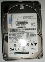 "IBM 600GB 10K 2.5"" SAS Hard Drive, FRU P/N 90Y8783, ST600MM0006*"