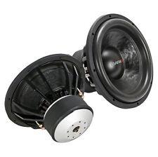 "Dark Audio Industries DKI-15 15"" Subwoofer D4 - HD 3"" Voice Coil - 225oz Magnet"
