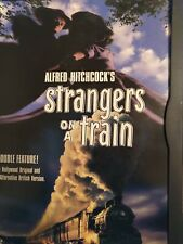 Strangers on a Train (Dvd, 1997) 2 Versions of Classic Hitchcock