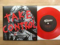 The Mysterines Take Control 2019 4-track EP rare ltd private press red vinyl NM