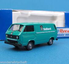 Roco h0 2035 VW t3 recuadro vaillant OVP ho 1:87 van box Volkswagen