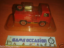 SOLIDO N°10 BERLIET CAMIVA 4X4 F-F MINIATURE POMPIER CAMION CAR VOITURE METAL