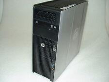 HP Z620 Workstation 2x Xeon E5-2670 2.6ghz 8-Core / 32gb / 1Tb / DVD-RW / Win7