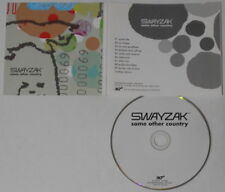 Swayzak Some Other Country U.S. promo cd