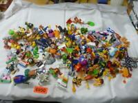 6950. Konvolut Ü-Ei Restposten Figuren Spielzeug Kinderüberraschung für Bastler