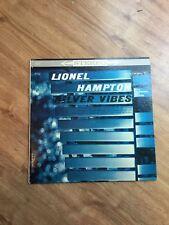 LIONEL HAMPTON Silver Vibes 1960 COLUMBIA CS-8277 Stereo LP NM Beautiful