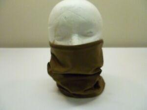 Military Grade Neck Gaiter Polypropylene/Lycra