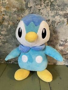 Build A Bear Pokemon - PIPLUP - Plush Soft Toy VGC RARE RETIRED