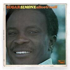 Azúcar Simone-vivo y bien por adelantado Lp (escuchar) Boss Reggae