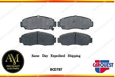 *D787 Front Brake Pad (Ceramic) for Acura CL 01-03 & Honda Accord 03-10
