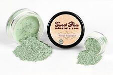 Green Corrector Full Size Mineral Makeup Sheer Bare Skin Concealer Powder