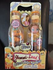 2008 MGA Yummi-Land ORIANA ORANGE CREME Tiara Soda Pop Girls Doll New 337645