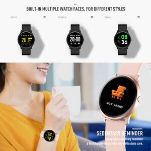 Waterproof Sport Fitness Smart watch Bluetooth Bracelet Men Women IOS Android