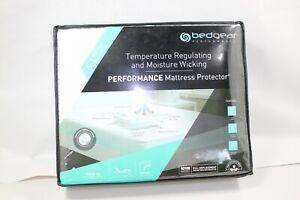 BedGear Dri-Tec 6.1 Ver-Tex Performance Temp Reg. Mattress Protector Twin XL