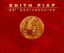 Edith Piaf: 30th Anniversaire by Édith Piaf (CD, Nov-1993, 2 Discs, Capitol)