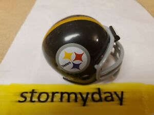 Riddell pocket pros NFL PITTSBURGH STEELERS b throwback series 1 football helmet