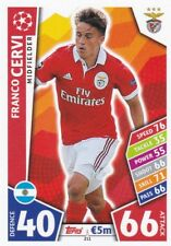 Franco Cervi 2017-18 Topps Champions League Match Attax,Sammelkarte,#211