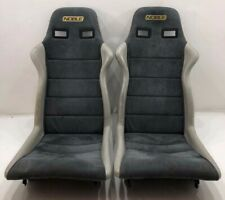 GENUINE NOBLE M12 3R GTO SUEDE BUCKET SEATS SPARCO KIT CAR ULTIMA GTR