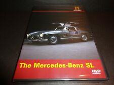 AUTOMOBILES-THE MERCEDES-BENZ SL-How an automotive legend was born--DVD