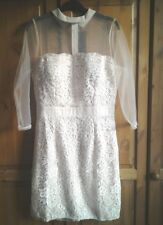 Lace party dress by LITTLE MISTRESS 10 12 Bnwt