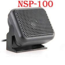 Mini Size Nagoya NSP-100 External Speaker for Yaesu Kenwood Icom Car Radio