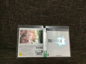 Final Fantasy XIII (Sony PlayStation 3, 2009) - Japanese Version