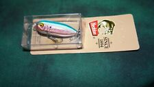 VINTAGE HEDDON TINY TORPEDO TOPWATER LURE OLD FISHING LURES CRANKBAIT BASS PLUG