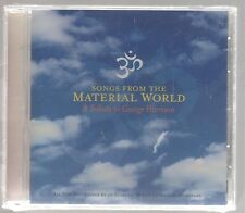 SONGS FROM A MATERIAL WORLD A TRIBUTE TO GEORGE HARRISON CD SEALED!!!