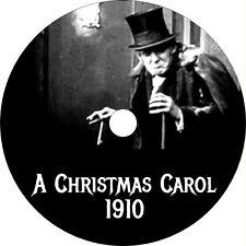 A Christmas Carol (1910) Short, Drama, Fantasy Movie / Film on DVD