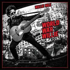 Willie Nile - World War Willie (NEW CD)