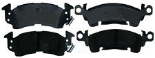 Disc Brake Pad Set-Ceramic Disc Brake Pad Front ACDelco Pro Brakes 17D52C