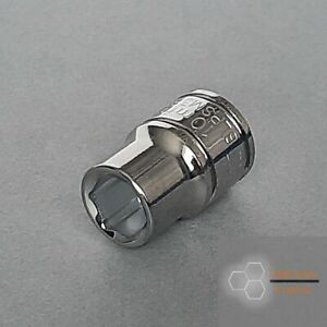 """Blue Point 3/8"""" 10mm Shallow Socket 6pt Inc VAT New As sold by Snap On"""