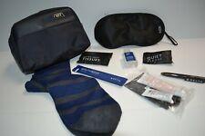Tumi Black Travel Kit