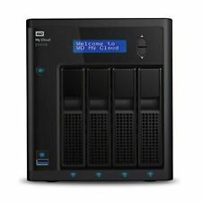 Wd My Cloud Business Series Ex4100, 0tb, 4-bay Diskless Nas