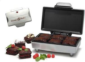 Brownie Maker Cupcake Küche Maker Brownie Maker Kuchen Mini Küchengerät Tristar