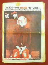 International Times 149  8-22 March 1973: Andy Warhol