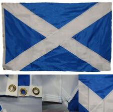 3x5 Embroidered Sewn Scotland Cross 300D Nylon Flag (Stitched)