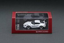 IG2333 ignition model 1:64 PANDEM Supra (A90) Pearl White